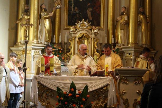 Jubileusz 350 - lecia konsekracji kościoła św. Rocha wKonopnica