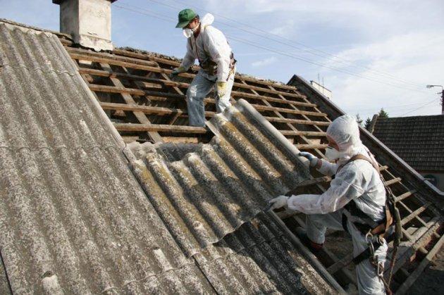 Nabór wniosków na bezpłatne usuwanie wyrobów zawierających azbest