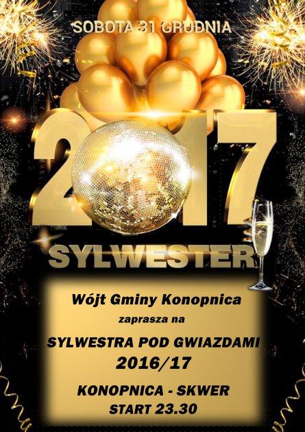 Zaproszenie na Sylwester pod Gwiazdami